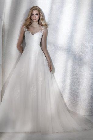 Robe de mariée - Côte Mariage Perpignan - Robe de mariée Pia