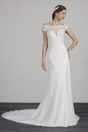 Robe de mariée - Côté Mariage Perpignan 66 - Robes de mariage Saint-Estève