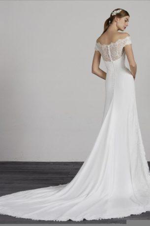Robe de mariée - Côté Mariage Perpignan 66 - Robe de mariage Saint-Estève