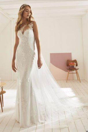 Robe de mariée - Côté Mariage Perpignan - Robe de mariage Canet