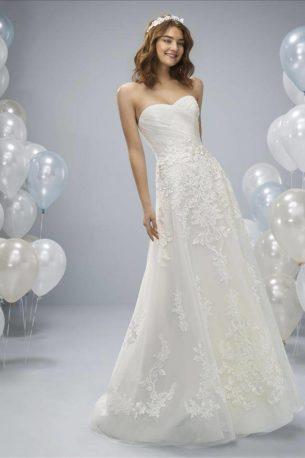 Robe de mariée - Côté Mariage Perpignan - Robes de mariage Le Soler